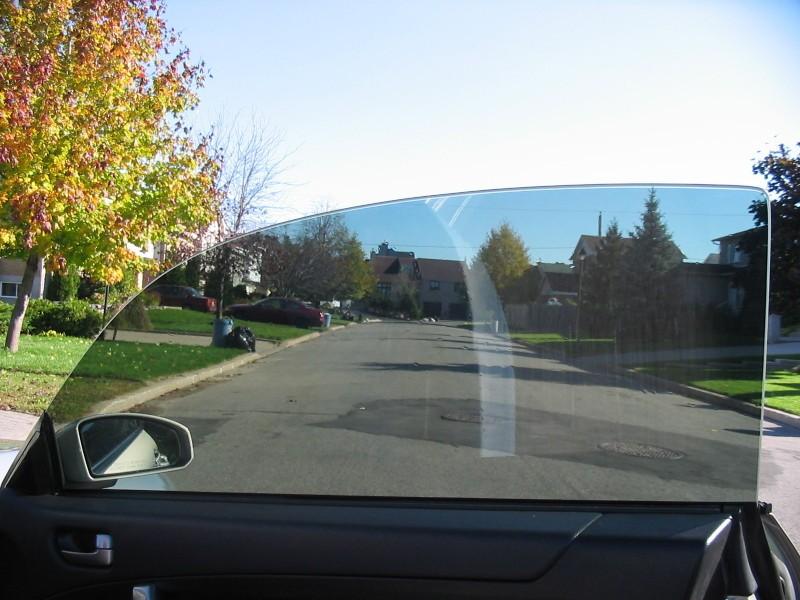 Ответственность за тонировку стекол
