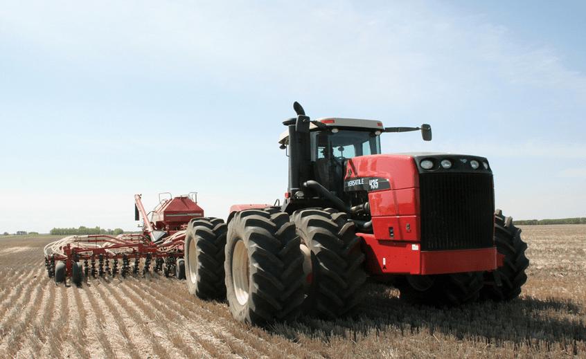 Категория прав для управления трактором