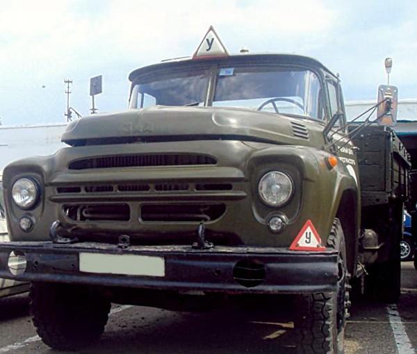 Категория прав «C»: грузовые автомобили