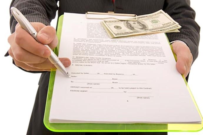 Возврат аванса при расторжении договора купли-продажи недвижимости