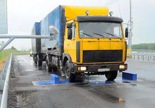 Максимальный размер и вес грузового авто