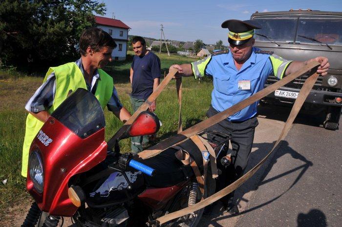 Категория прав «А»: мотоцикл