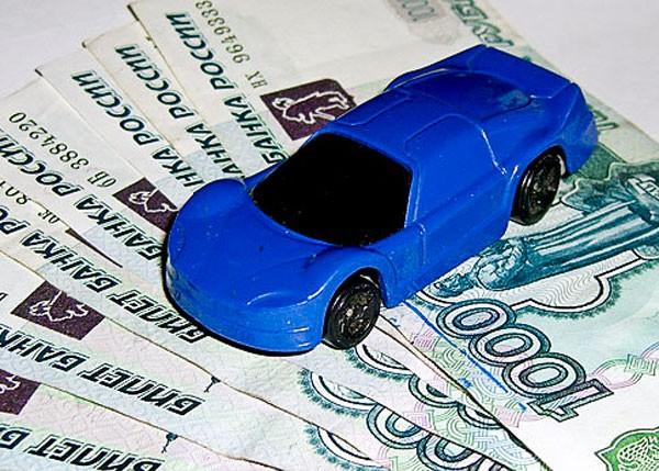 Налог с продажи авто