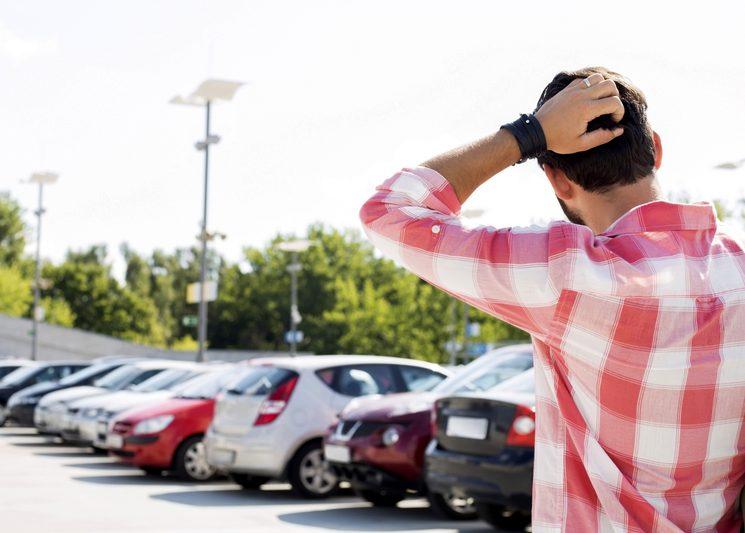 Что делать при ДТП во дворе или на парковке если виновник скрылся (ОСАГО /КАСКО)