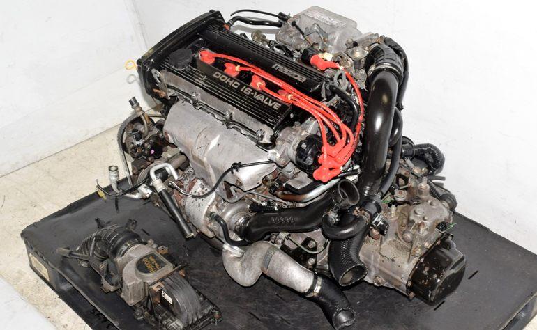 Где купить контрактный двигатель Mazda из Японии?