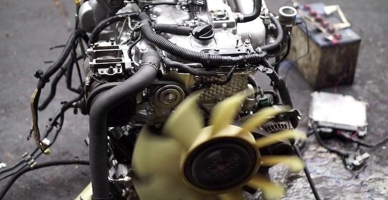 Как и где купить контрактный двигатель ISUZU?