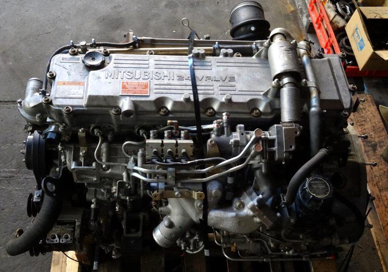 Как проверить дизельный контрактный двигатель перед покупкой
