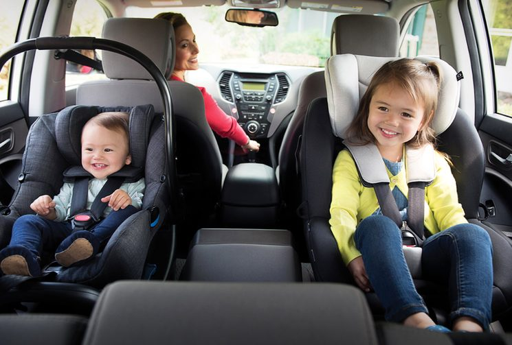 Новые правила перевозки детей в автомобильных креслах в 2020году