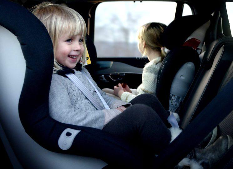Новые правила перевозки детей в автомобильных креслах в 2019 году