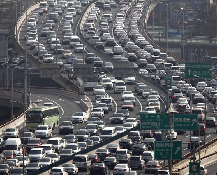 Сколько машин на земле? Уже больше миллиарда автомобилей!