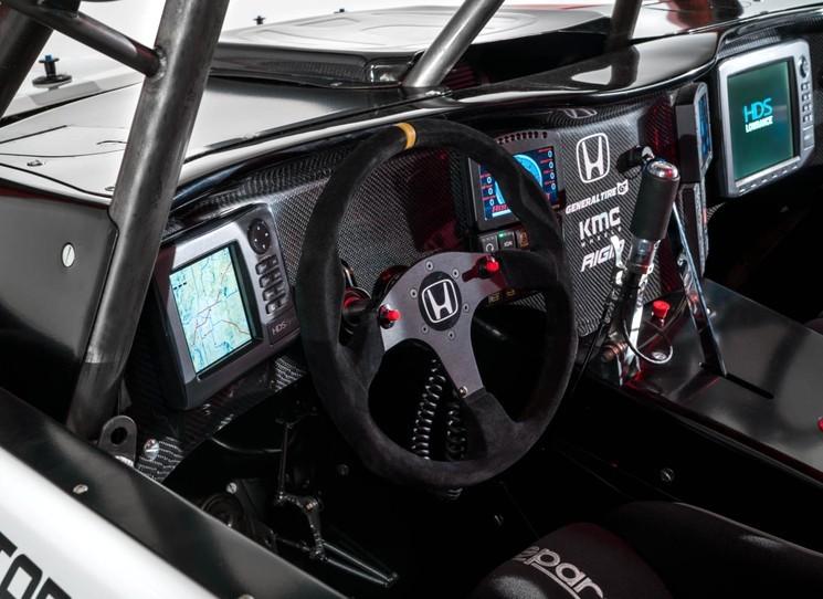 Тюнинг Honda Ridgeline к ралли Baja 1000 Race Truck!