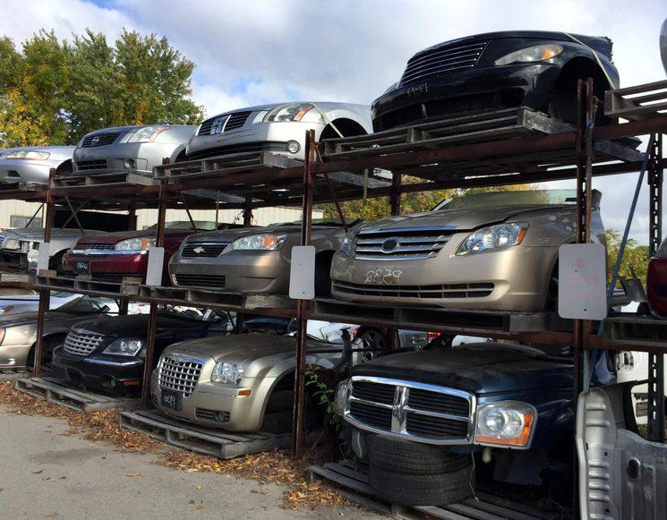 Утилизационный сбор на легковые автомобили может вырасти на 85–125%